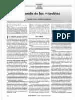 El Mundo De los Micro Bios