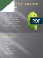 El Sistema Operativo Android