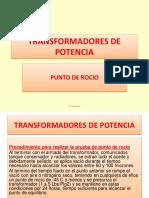 Transformadores de Potencia Punto de Rocio