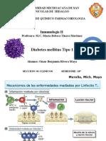 Diabetes mellitus enfoque inmunológico.