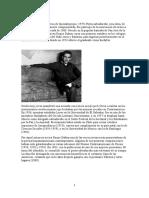 5 Biografias de Escritores Salvadoreños y Poema