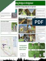 Poster - Group 2 - Building Bridges in Bridgeland (Select)