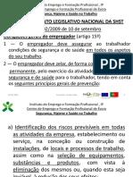3-AP-Enquadramento Legislativo Português Da SHST