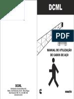 Manual de Cabos de Aço