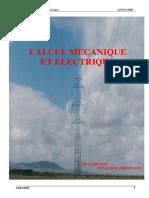 Calcule Mecanique Reseaux Electrique