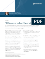 Ten Reasons to Be Cheerful CA
