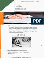 Actos Administrativos 1.3.3