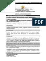Secon 01 2012 Anexo 01 Conteudo Programatico - CETAP 2012