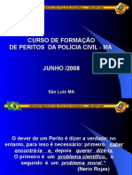 AULA 01 - Pericia Documentoscopica