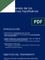 Manejo de los adenomas hipofisários.ppt