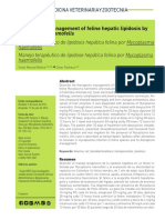 lipidosis hepatica por micoplasma.pdf