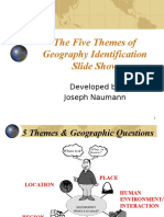 5 Themes of Gg Identification Slide Show for CD