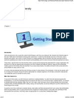 01 Creating Web Pages - Getting Started