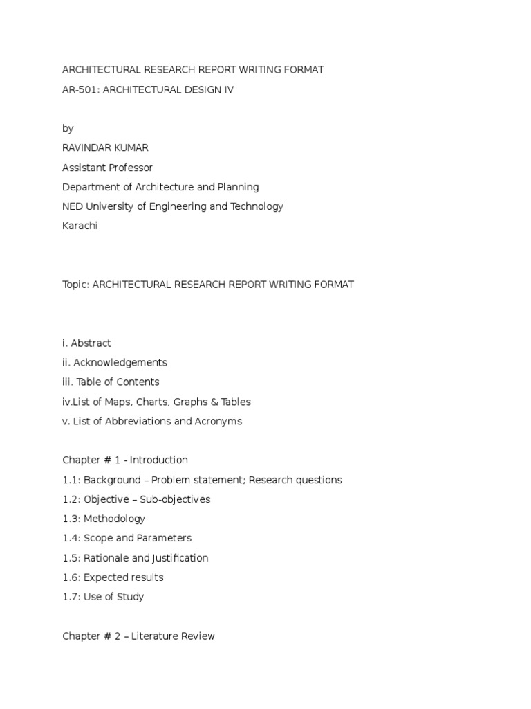 topics for report writing for engineering students