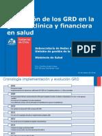 Utilización de los GRD en la gestión clínica y financiera en salud