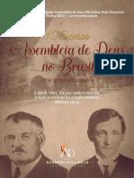 Documentário Dos 105 Anos Da AD No Brasil