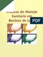 Livro Praticas de Manejo Sanitario