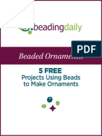 Beaded Ornaments Free Download
