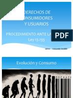 DERECHOS DE LOS CONSUMIDORES  09-2016