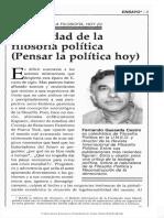 Articulo Fil Politica