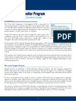 The Integrity Monitor Program - CAPI Issue Brief - September 2016