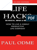 Life Hacks by Paul Oadme