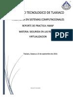 NMAP Reporte