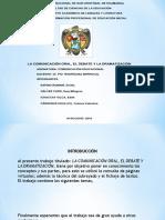 Ppts de Comunicacion Oral La 2da Ver