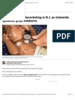 'Heroin babies' skyrocketing in N.J. as statewide epidemic grips newborns | NJ.com