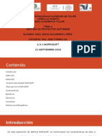 Moprosoft-gestion de Proyectos de Software-tema 2