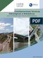 Manual Consideraciones Tecnicas Hidrologicas e Hidraulicas