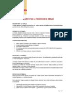 Reglamento Para La Presentación de Resúmenes y Trabajos REV 2