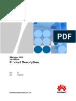 PRS Product Description