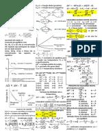 Termodinamica Formulario 1