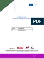 Qualitative Research Report FINAL - ES