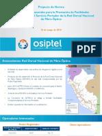 Presentacion OSIPTEL Propuesta de Norma Audiencia Publica 10Mayo2016