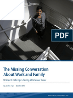 The Missing Conversation About Work and Family