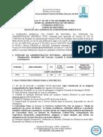 EDITAL (CPTL) n 29, De 27-09-2016 - Do Boletim de Serviço