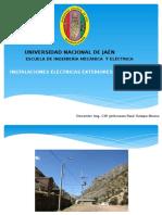 ELECTRIFICACIÓ EXTERIOR E ILUMIACIÓ.pptx