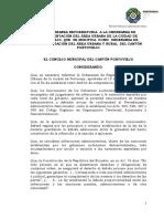 ORDENANZA REFORMATORIA A LA ORDENANZA DE REGLAMENTACIÓN DEL ÁREA URBANA DE LA CIUDAD DE PORTOVIEJO, QUE SE MODIFICA COMO ORDENANZA DE REGLAMENTACIÓN DEL ÁREA URBANA Y RURAL DEL CANTÓN PORTOVIEJO (3).pdf