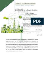 Etica y Pedagogia Ambiental