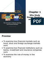 Chapter 1 Why Study Money and Banking