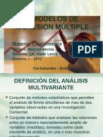 Modelos de Regresión Múltiple - I- 2013.pptx
