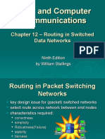 12 Routing