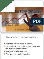 Series de Tiempo -2013