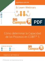 Evaluacion Procesos cobit5