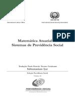 Matemática Atuarial de Sistemas de Previdência Social