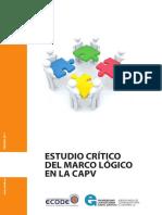 Estudio Critico Marco Logico 2011
