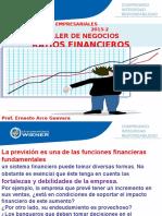 Ratios Financieros Lllc Taller Negocios Wiener 2015-2