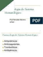 Farmacologia Do Sistema Hematologico_enfermagem